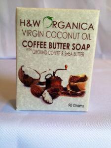 Coffee Butter soap