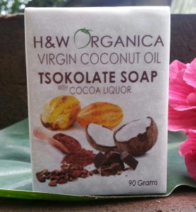 TSOKOLATE SOAP