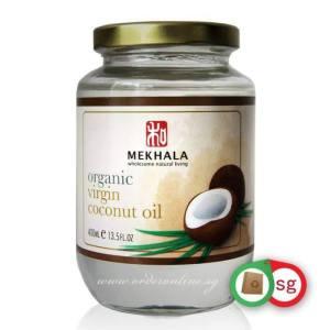 virgin coconut oild